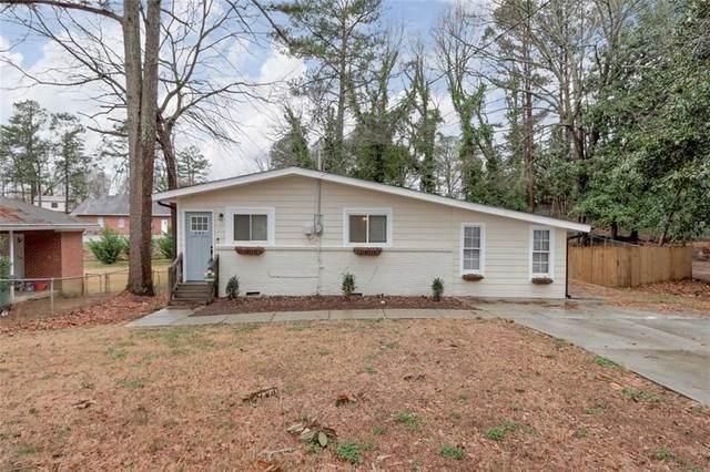 545 Cobb Circle SE, Smyrna, GA 30082 (MLS #6847915) :: RE/MAX Prestige