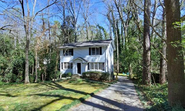 1127 Clifton Road NE, Atlanta, GA 30307 (MLS #6847916) :: Rock River Realty