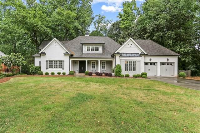200 Laurel Forest Circle NE, Atlanta, GA 30342 (MLS #6847947) :: Scott Fine Homes at Keller Williams First Atlanta