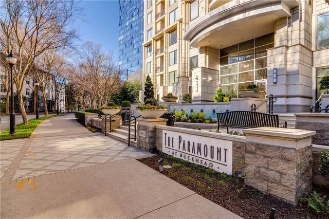 3445 Stratford Road NE #2602, Atlanta, GA 30326 (MLS #6847965) :: RE/MAX Prestige