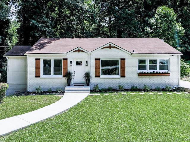 681 Emily Place NW, Atlanta, GA 30318 (MLS #6847976) :: Dillard and Company Realty Group