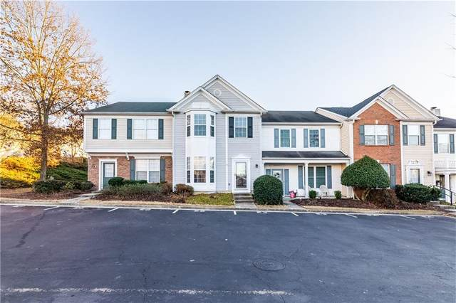 10900 Wittenridge Drive E2, Alpharetta, GA 30022 (MLS #6847977) :: The Cowan Connection Team