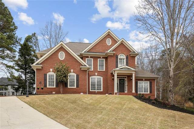 143 Forestgrove Lane, Suwanee, GA 30024 (MLS #6847998) :: RE/MAX One Stop