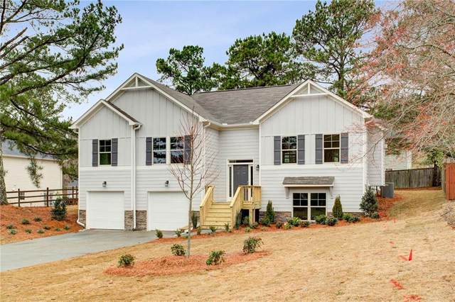 3649 Deer Trail NW, Kennesaw, GA 30144 (MLS #6848006) :: Rock River Realty
