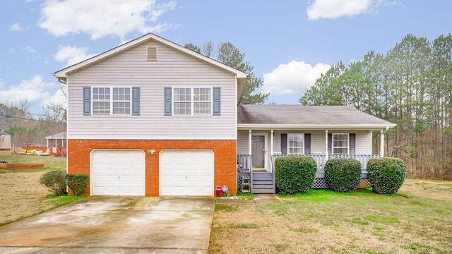 5187 Benjamin Trail, Ellenwood, GA 30294 (MLS #6848033) :: Tonda Booker Real Estate Sales