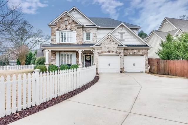 2582 Ashford Road, Brookhaven, GA 30319 (MLS #6848038) :: North Atlanta Home Team