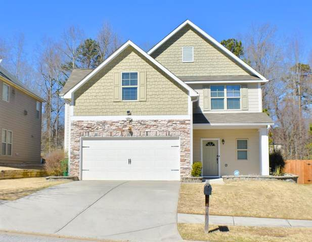 4496 Water Mill Drive, Buford, GA 30519 (MLS #6848046) :: The Hinsons - Mike Hinson & Harriet Hinson