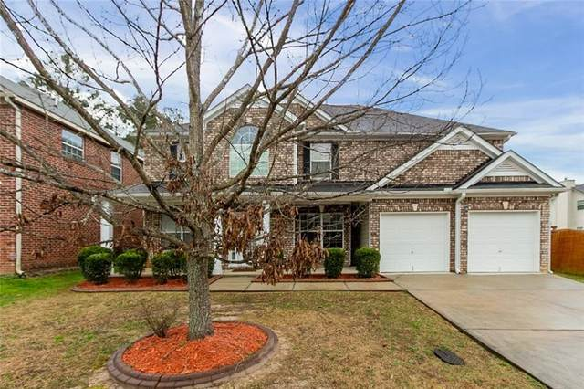 4144 Butternut Place, Atlanta, GA 30349 (MLS #6848050) :: North Atlanta Home Team