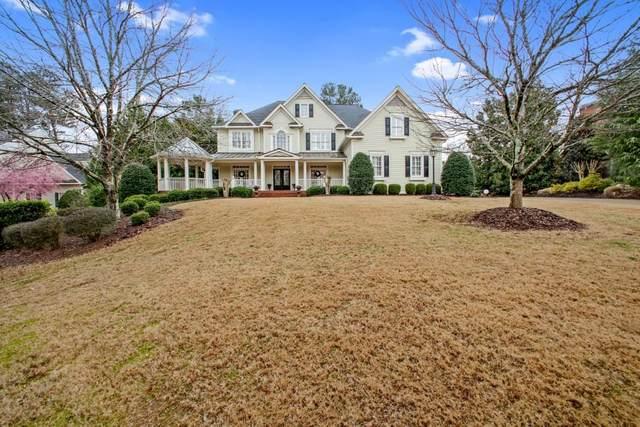 4483 Belvedere Place SE, Marietta, GA 30067 (MLS #6848059) :: The Kroupa Team | Berkshire Hathaway HomeServices Georgia Properties