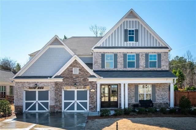 4610 Davis Farms Drive, Cumming, GA 30040 (MLS #6848062) :: The Kroupa Team | Berkshire Hathaway HomeServices Georgia Properties