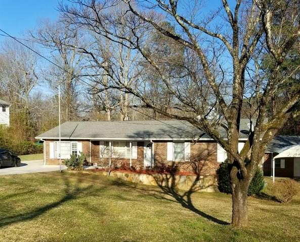 3228 Douglas Lane NW, Kennesaw, GA 30144 (MLS #6848099) :: RE/MAX Prestige