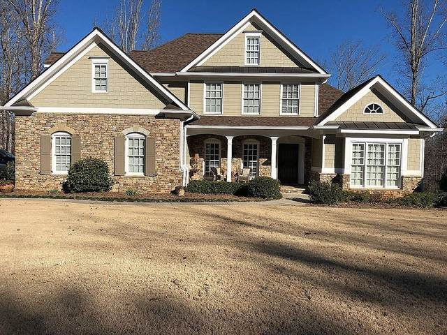 3823 Windsor Trail, Gainesville, GA 30506 (MLS #6848103) :: Path & Post Real Estate