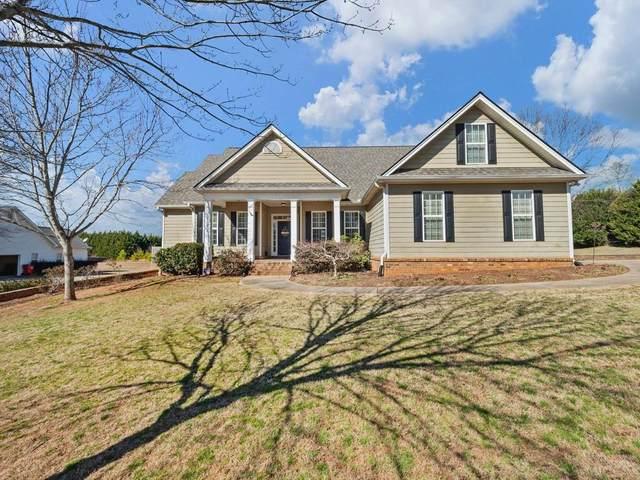 59 Murphys Junction, Pendergrass, GA 30567 (MLS #6848124) :: Dillard and Company Realty Group