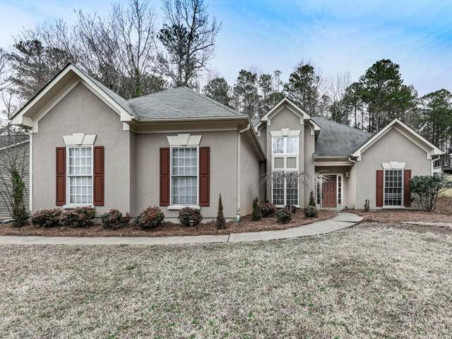 3914 Collier Trace NW, Kennesaw, GA 30144 (MLS #6848171) :: Thomas Ramon Realty