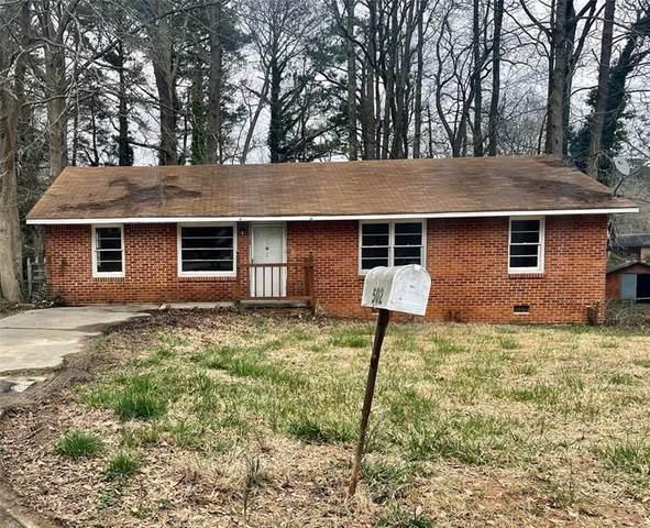 502 Hilltop Drive, Forest Park, GA 30297 (MLS #6848182) :: North Atlanta Home Team