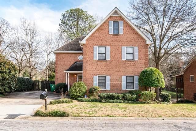 1415 Camden Walk, Decatur, GA 30033 (MLS #6848193) :: The Butler/Swayne Team
