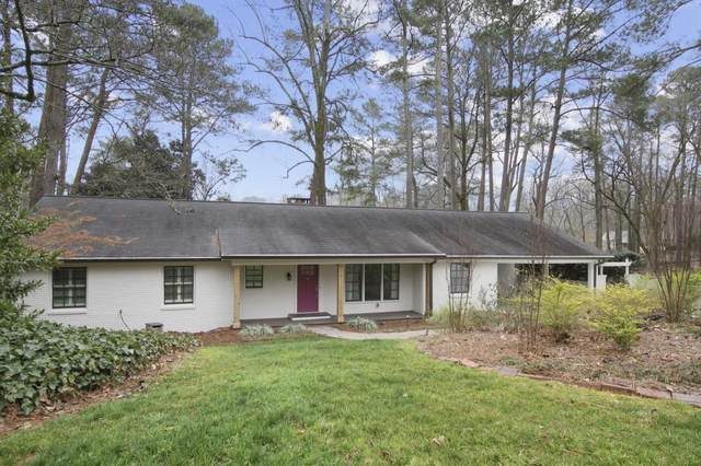 29 Brandon Ridge Drive, Sandy Springs, GA 30328 (MLS #6848202) :: The Kroupa Team | Berkshire Hathaway HomeServices Georgia Properties