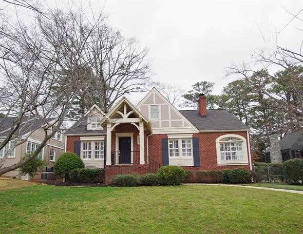 1240 Beech Valley Road NE, Atlanta, GA 30306 (MLS #6848224) :: Good Living Real Estate