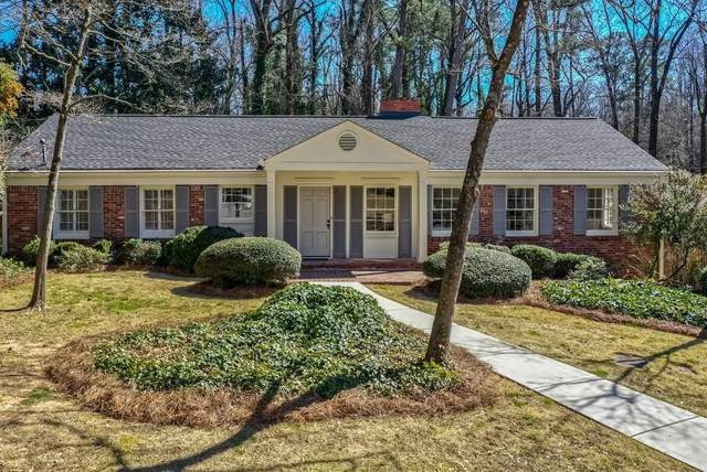 3031 Mornington Drive, Atlanta, GA 30327 (MLS #6848244) :: Thomas Ramon Realty