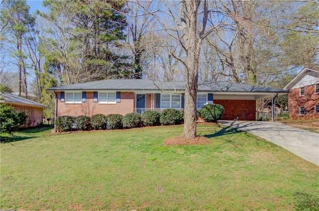 4066 Spring Meadow Road, Tucker, GA 30084 (MLS #6848266) :: North Atlanta Home Team