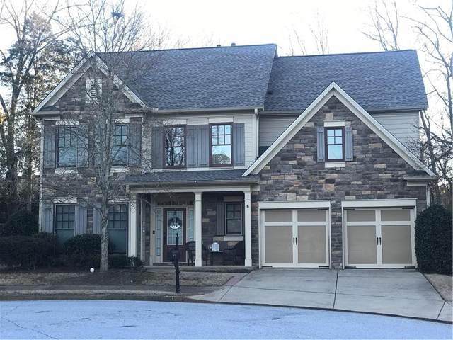 3918 Teal Circle, Powder Springs, GA 30127 (MLS #6848305) :: North Atlanta Home Team