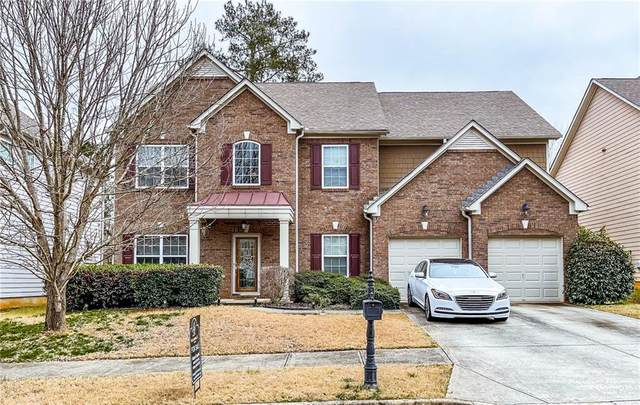 3856 Pin Oak Street, Lithonia, GA 30038 (MLS #6848316) :: Tonda Booker Real Estate Sales