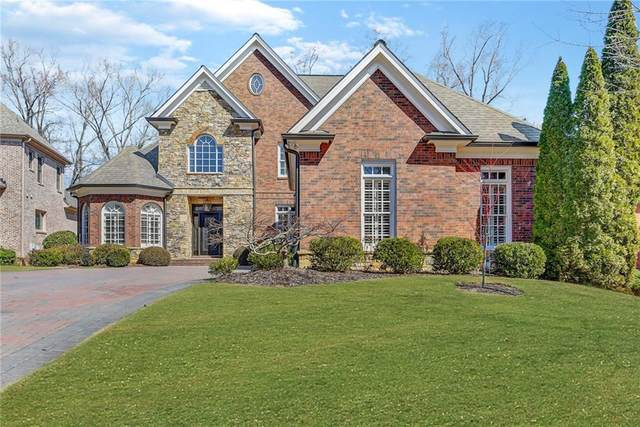 8220 Royal Melbourne Way, Duluth, GA 30097 (MLS #6848321) :: The Realty Queen & Team