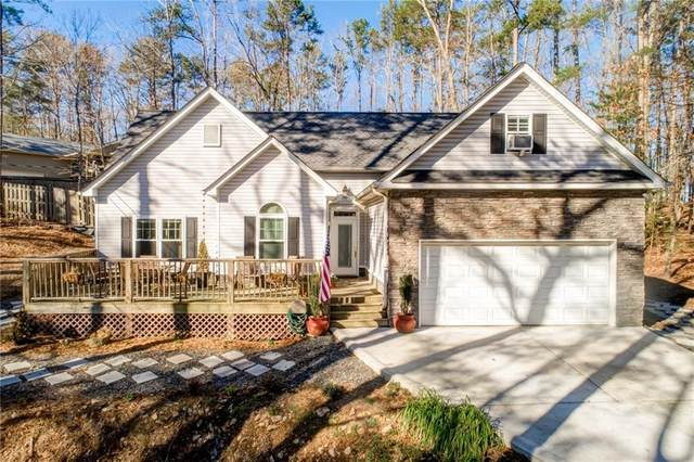 101 Navajo Court, Waleska, GA 30183 (MLS #6848334) :: Rock River Realty