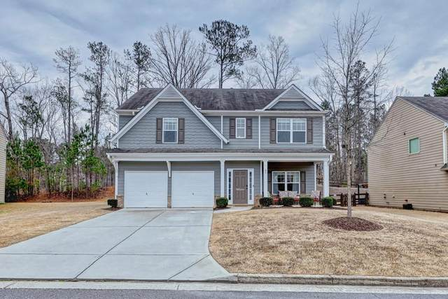 95 Harmony Circle, Acworth, GA 30101 (MLS #6848351) :: Dillard and Company Realty Group