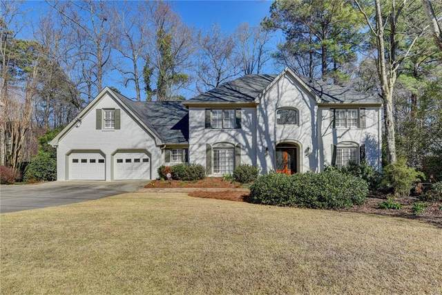 4783 Dunwoody Station Drive, Dunwoody, GA 30338 (MLS #6848352) :: The Cowan Connection Team