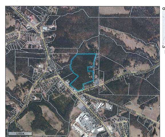 5321 Hubert Stephens Road, Murrayville, GA 30564 (MLS #6848357) :: Rock River Realty
