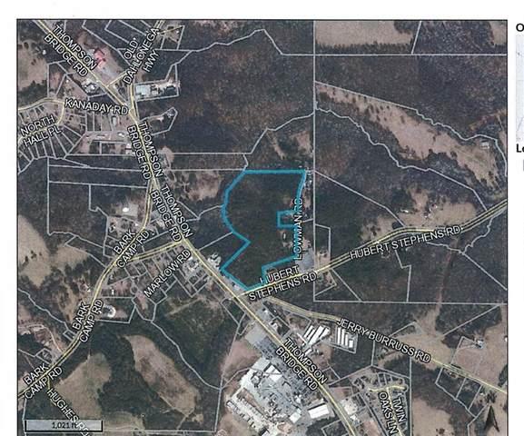 5321 Hubert Stephens Road, Murrayville, GA 30564 (MLS #6848357) :: City Lights Team | Compass