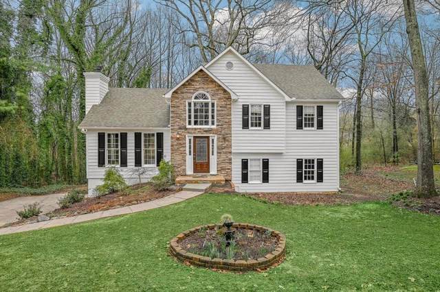4720 Newberry Drive, Cumming, GA 30040 (MLS #6848360) :: The Kroupa Team | Berkshire Hathaway HomeServices Georgia Properties