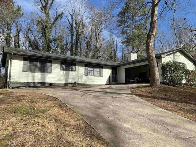 2389 Rolling Acres Drive, Conyers, GA 30094 (MLS #6848365) :: KELLY+CO