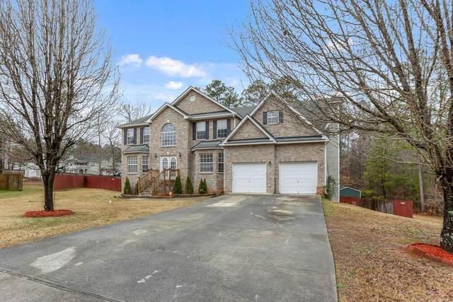 5561 Wind River Lane, Powder Springs, GA 30127 (MLS #6848378) :: Path & Post Real Estate