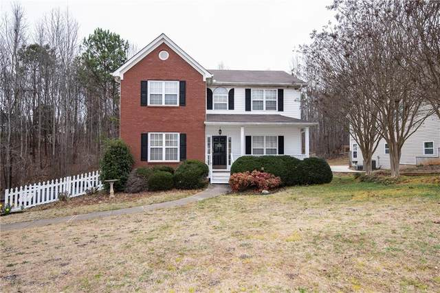 6365 Magnetic Pointe, Flowery Branch, GA 30542 (MLS #6848382) :: Tonda Booker Real Estate Sales