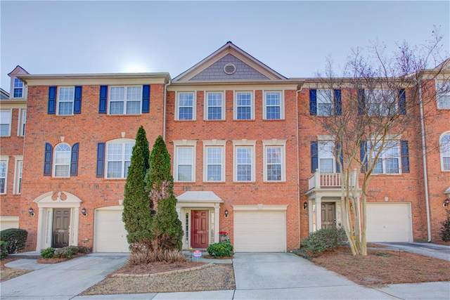 2320 Towneheights Terrace SE #11, Atlanta, GA 30339 (MLS #6848385) :: North Atlanta Home Team
