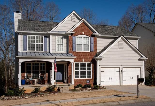 115 Neetle Close Drive, Woodstock, GA 30188 (MLS #6848387) :: Tonda Booker Real Estate Sales