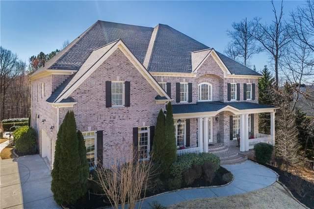 118 Ridge View Drive, Ball Ground, GA 30107 (MLS #6848399) :: Dillard and Company Realty Group