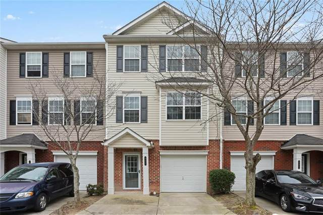 937 Society Circle SW #432, Atlanta, GA 30331 (MLS #6848422) :: North Atlanta Home Team