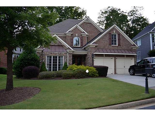180 Wind Flower Court, Alpharetta, GA 30005 (MLS #6848427) :: The Realty Queen & Team