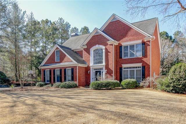 161 Forestview Drive, Suwanee, GA 30024 (MLS #6848435) :: North Atlanta Home Team