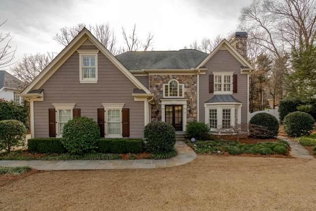 5810 Long Grove Drive, Sandy Springs, GA 30328 (MLS #6848442) :: The Kroupa Team | Berkshire Hathaway HomeServices Georgia Properties