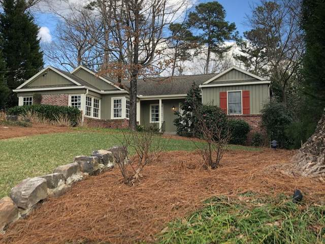 997 Citadel Drive NE, Atlanta, GA 30324 (MLS #6848451) :: The Cowan Connection Team