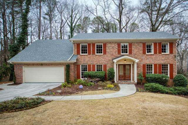 3902 Harts Mill Lane, Brookhaven, GA 30319 (MLS #6848461) :: The Gurley Team