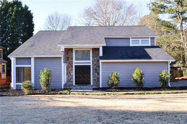 1209 Fairfield Drive, Marietta, GA 30068 (MLS #6848466) :: Kennesaw Life Real Estate
