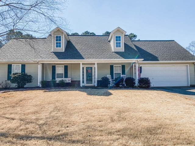 1233 Dale Drive, Monroe, GA 30656 (MLS #6848473) :: North Atlanta Home Team