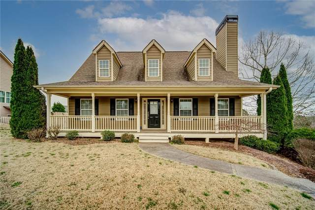 73 Arbor Hills Circle, Talking Rock, GA 30175 (MLS #6848476) :: Rock River Realty