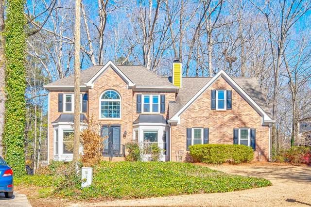 702 Jamie Way NE, Woodstock, GA 30188 (MLS #6848481) :: The Kroupa Team   Berkshire Hathaway HomeServices Georgia Properties
