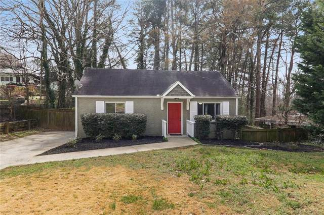 1329 Skyhaven Road SE, Atlanta, GA 30316 (MLS #6848489) :: The Realty Queen & Team